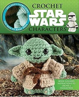 Star Wars Crochet (Crochet Kits): Amazon.de: Collin, Lucy ... | 320x262