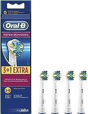 Oral-B Tiefenreinigung Aufsteckbürsten, 4 Stück