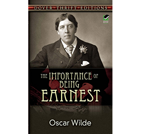The Importance Of Being Earnest Ebook Wilde Oscar Amazon In Kindle Store