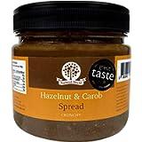 Nutural World - Crunchy Hazelnut and Carob spread (1kg) - Great Taste Award Winner
