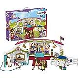 Schleich 42466 Horse Club Play Set - Gran espectáculo ecuestre, juguetes a partir de 5 años