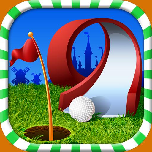 Mini Golf Stars 2: 3D Putt Putt - Sport-spiele Kostenlose