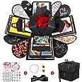Baozun Caja sorpresa creativa explosion Box DIY regalo scrapbook y álbum de fotos caja de regalo como regalo de cumpleaños so