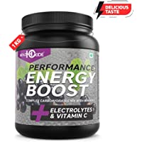 Nutricore's Extra power Advance Performance ENERGY BOOST (Black Current) - Size : 1 KG