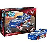 Revell Junior Kit 00863 Disney Cars 3, mit Licht & Motorengeräuschen 4 The Fabulous Lightning McQueen Spielzeug, bunt…