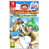 Wonder Boy Asha In Monster World Switch -