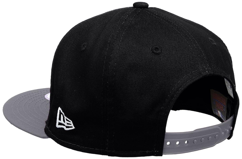 6fdb865db7d ... new era boys kids mlb cotton block ny yankees 9fifty cap black black  grey one size ...