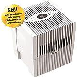 Venta Luftwäscher LW25 COMFORTPlus Luftbefeuchter und Luftreiniger für Räume bis 45 qm, brillant weiss, mit digitaler Steuerung