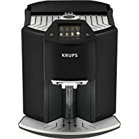 Krups Kaffeevollautomat Barista New Age One-Touch-Cappuccino, farbiges Touchscreen Display, 1.6 liters, Carbon