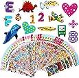 PlayMais Eduline Large Jeu /éducatif pour Les Enfants /à partir de 3 Ans I Set avec 6.300 Multicolores et 50 Pages de mod/èles et did/ées pour Apprendre et bricoler I cr/éativit/é et motricit/é
