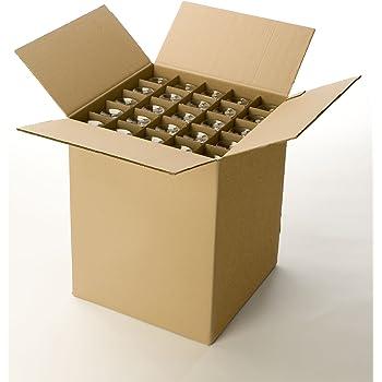 carton d m nagement 24 verres fournitures de bureau. Black Bedroom Furniture Sets. Home Design Ideas