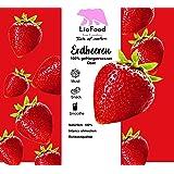 Formelo - LioFood - Aardbeien gevriesdroogde plakjes Een snelle snack Essentiële voedingsstoffen Geen chemische toevoegingen