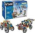 K'NEX 33202 - Building Set - 35 Model Koffer - 480 Pieces - 7+ - Bau- und Konstruktionsspielzeug