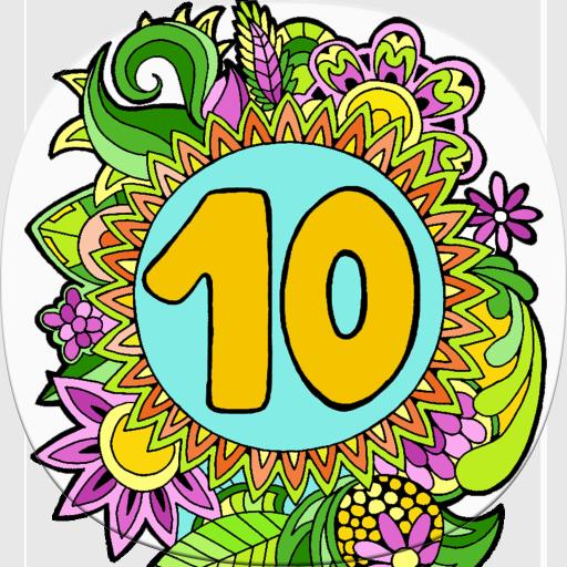 Numeri Disegni Da Colorare Per Adulti Amazonit Appstore Per Android