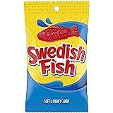 Kraft Swedish Fish Soft & Chewy Candy, , 8Ounce Bag