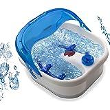 Fotmassageapparat | fotbad | 4 fot – reflexzoner – massage | lupp massage | lupp massage | lupp bad | massageapparat för fött