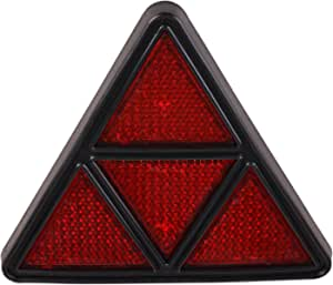 Wamo 1 X Dreieck Rückstrahler Im Pvc Gehäuse Stabil Auto