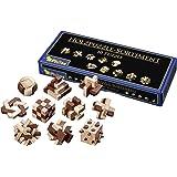 Philos - 6922 - Puzzle aléatoire avec 10 Puzzles en Bois