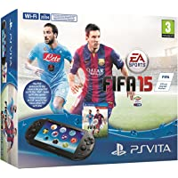 PlayStation Vita: Console 2000 + FIFA 15 [Bundle]