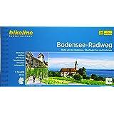bikeline Radtourenbuch Bodensee-Radweg: Rund um den Bodensee, Überlinger See und Untersee 1:50 000, 260 km, GPS-Tracks…