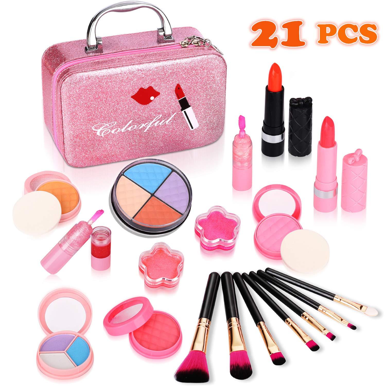 ARANEE Maquillaje Niñas Set Maletin Juguete Niña 21 PCS