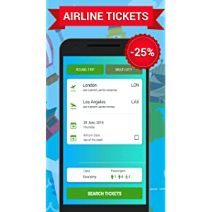 CHEAP FLIGHTS: Amazon co uk: Appstore for Android