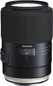 Tamron F017e Sp 90 Mm F 2 8 Di Macro 1 1 Vc Usd Canon Kamera