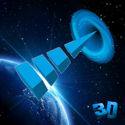 space-wave-3d