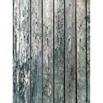 Childplaymate Wood Plank Photography Backdrops Art Fabric Background Cloth (B 0.4x0.6m)