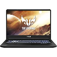 "ASUS TUF Gaming FX705DT-AU092T 17.3"" FHD Laptop GTX 1650 4GB Graphics (Ryzen 5-3550H/8GB RAM/512GB NVMe SSD/Windows 10/2.70 kg), Stealth Black"