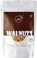 Raw Essentials Premium Kashmiri Walnuts, 500g