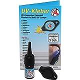 Kraftmann 80854 | UV-lijm incl. uv-lamp | fles 3 g
