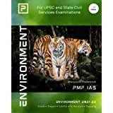 PMF IAS Environment 2021-22 [For UPSC 2022 Civil Services & State PSC Exams]