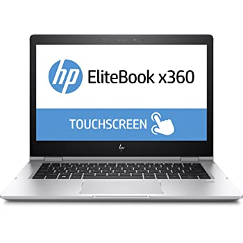 Ordenador portátil HP EliteBook x360 1030 G2 (13,3 Pulgadas FHD Pantalla táctil), Intel Core i7-7600U, 256 GB SSD, 8 GB de RAM, Windows 10 Pro, Color Plata