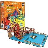 Smartivity Roller Coaster Marble Slide STEM STEAM Educational DIY Building Construction Activity Toy Game Kit, Easy Instructi