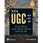 NTA UGC NET/SET/JRF : Teaching & Research Aptitude Paper 1 Fourth Edition BY Pearson
