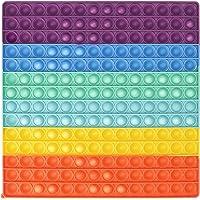 AnanBros XXL Pop Fidget Toy Großes 196 Bubbles 30*30cm Push Pop Pop Bubble Fidget Toys, Pop Set, Baby Spielzeug, Pop…