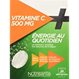 Nutrisanté Vitamine C Effervescente 24 Comprimés