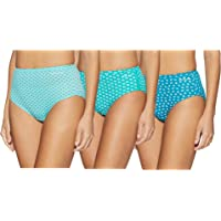 Fruit of the Loom Better Basics Women's Printed Hipster - Pack of 3 - Color May Vary