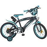 "Bicicleta 16"" Blue Ice"