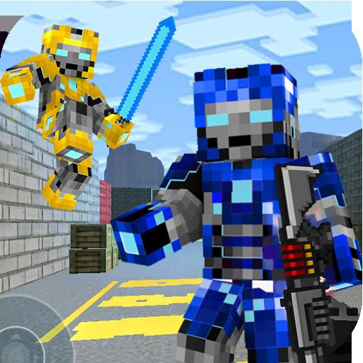 Rescue Robots Survival Games (free) (Transformers-spiele Kostenlos)