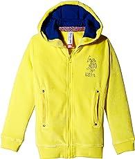 US Polo Association Girls' Cardigan