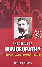 The Genius Of Homoeopathy: 1