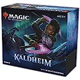 Magic: De verzameling Kaldheim bundel, 10 Draft Boosters (150 Magic Cards) & Accessoires, Multi