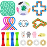 Xpassion Fidget Toy Packs Kit De Juguetes Sensoriales Juguete Antiestres Fidget Sensory Toys para Autismo Necesidades Especia