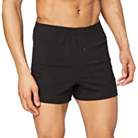 FM London (6-Pack) Men's Loose Boxer Shorts | Breathable, Soft, Comfort Fit