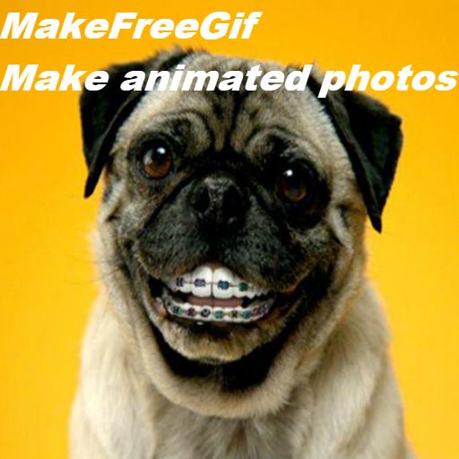 MakeFreeGif Crear fotos animadas