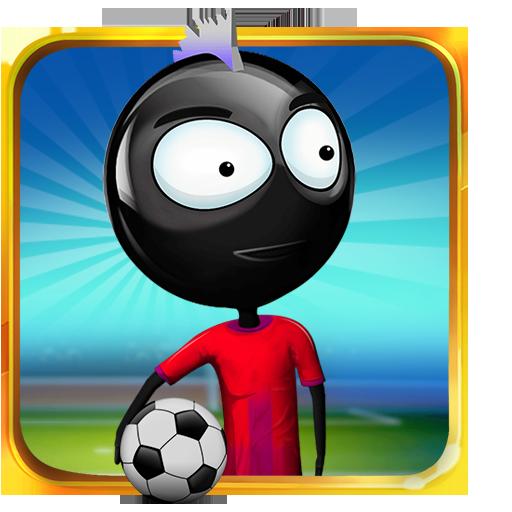 Stickman heroes: Juego de Fútbol