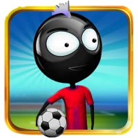 Stickman Heroes: Jeu de football