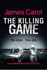 The Killing Game: A tense, gripping psychological thriller you DON'T want to miss Kindle Edition